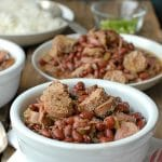 Slow Cooker Louisiana Red Beans and Rice