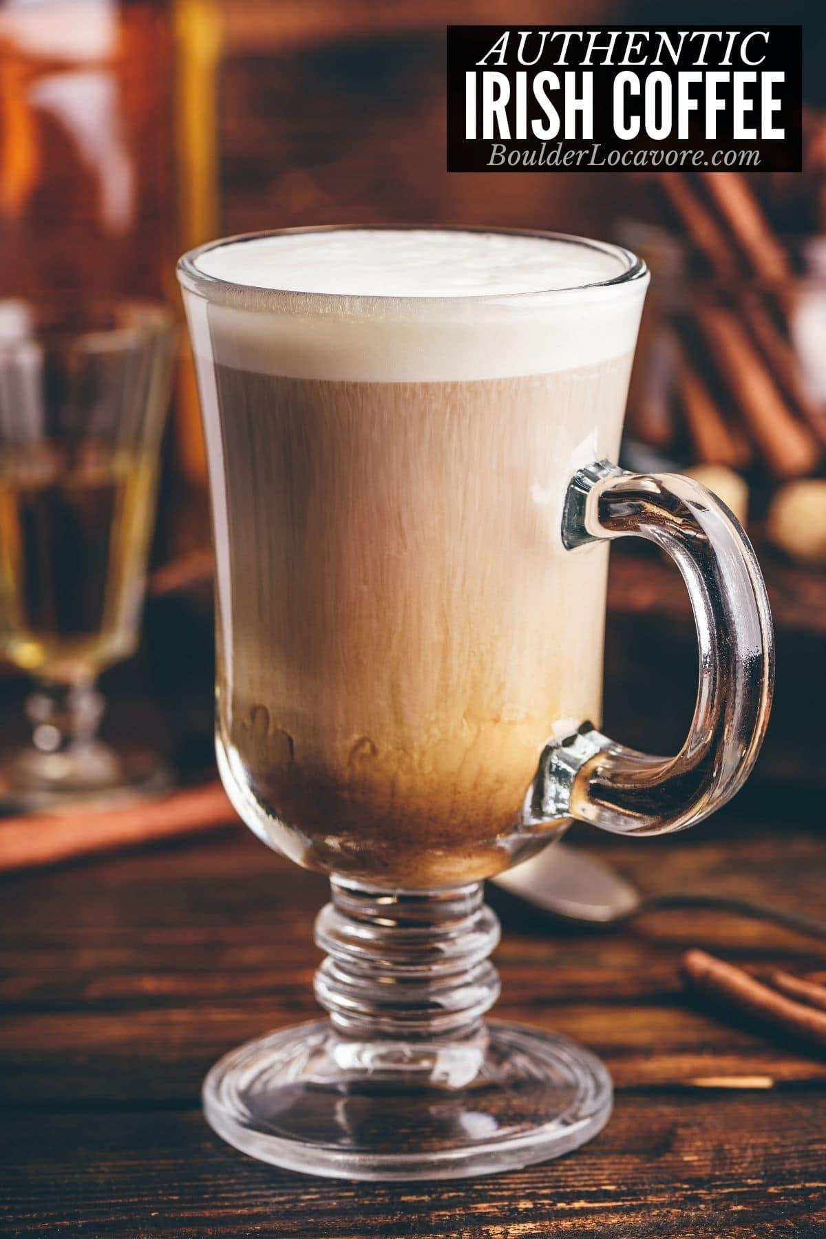 irish coffee title image