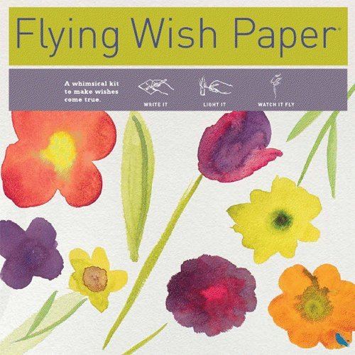 Flying Wish Paper gift idea | BoulderLocavore.com