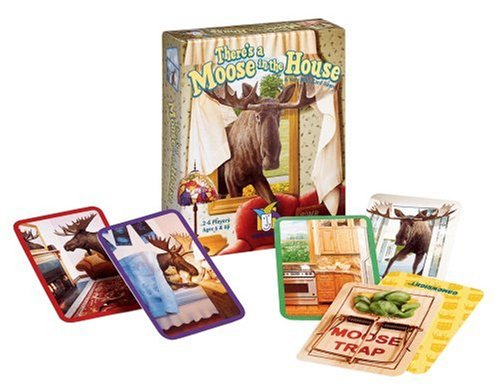 There\'s a Moose In the House game
