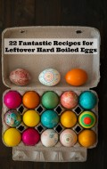 22 Fantastic Recipes for Leftover Hard Boiled Eggs