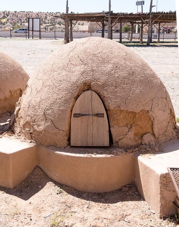 Bread Oven Poeh Center - Santa Fe - BoulderLocavore.com