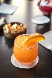 Chipotle Mango Margarita recipe