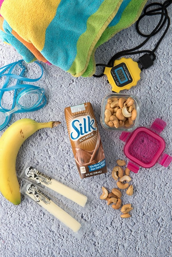 Chocolate Soy Milk and other snacks for Exercise Recovery  -  BoulderLocavore.com