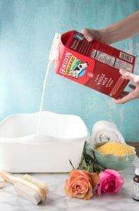 Rose Petal Milk Foot Soak