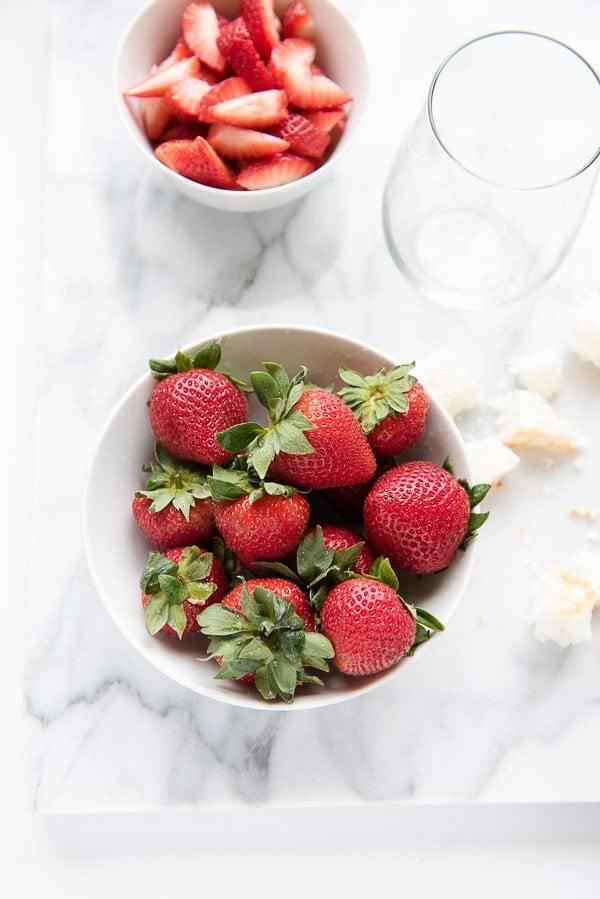 Fresh Organic Strawberries - BoulderLocavore.com