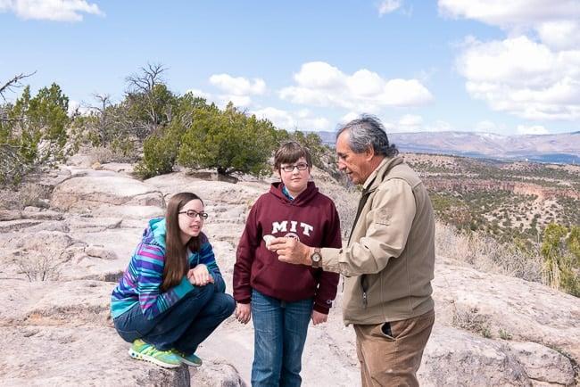 Natural History of Tsankawi Bandelier National Monument Santa Fe - BoulderLocavore.com