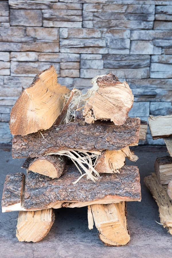 Pinon Wood for casita fires - BoulderLocavore.com