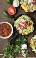 Spicy Chipotle Chicken Breakfast Chilaquiles