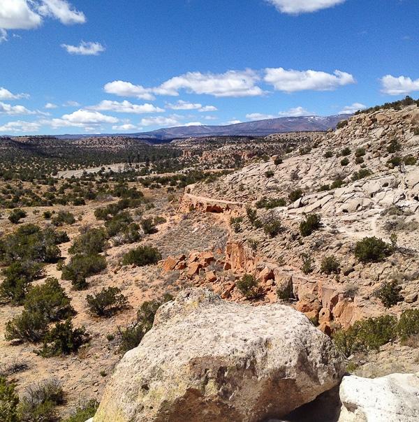 Tsankawi Trail Bandelier Santa Fe - BoulderLocavore.com