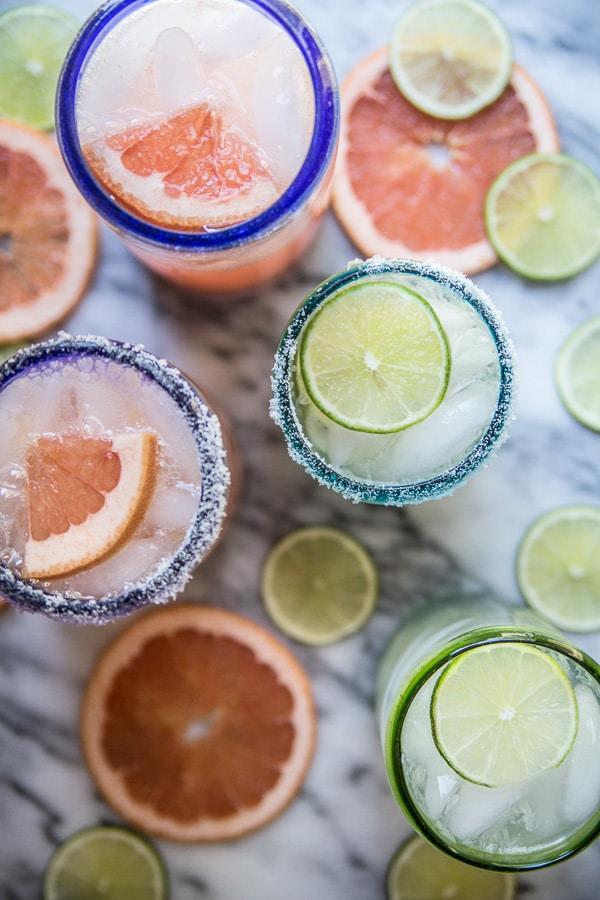 Classic Margaritas {Latin Twist - Hippocrene Books}