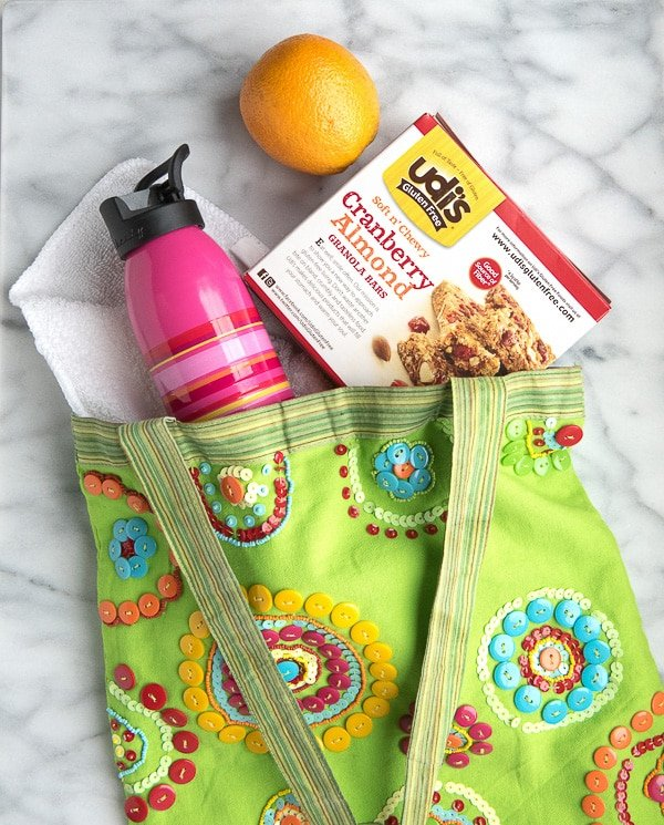 Get Your Body Summer-Ready. Pack healthy snacks and water! - BoulderLocavore.com