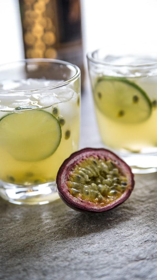 Passion Fruit Caipirinha {Latin Twist - Hippocrene Books} - BoulderLocavore.com_
