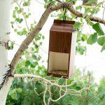 DIY Milk Carton Bird Feeders