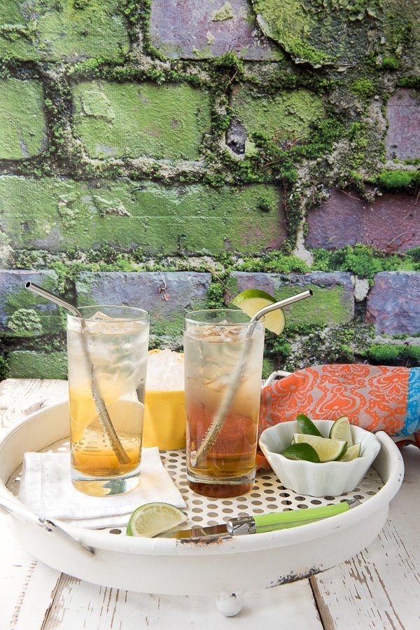 Earl Grey Elderflower Sparkler {cocktail} - BoulderLocavore