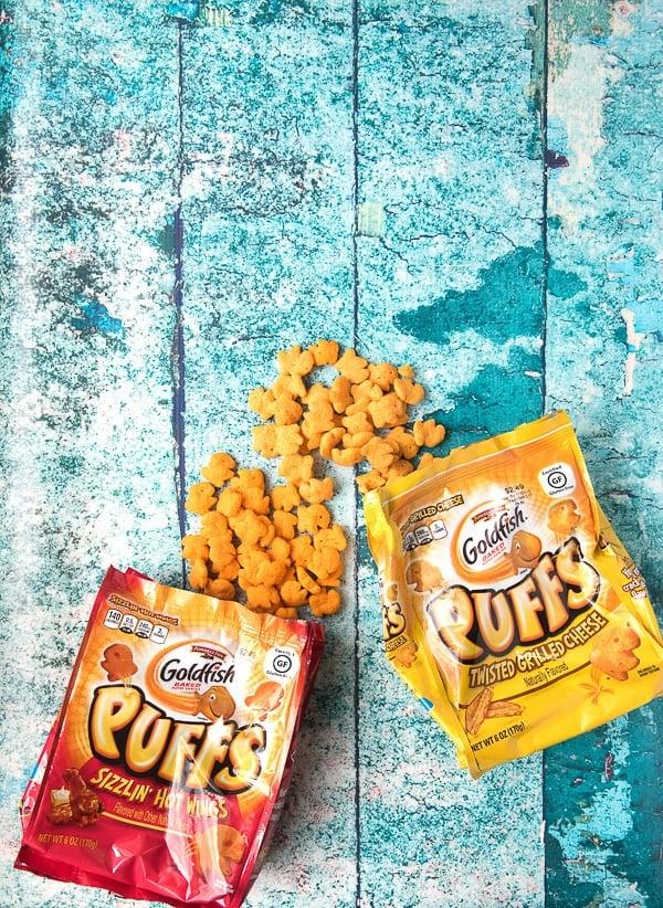 Goldfish Puffs gluten free