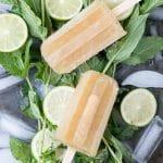 Guava-Lime Mojito Popsicles - BoulderLocavore.com