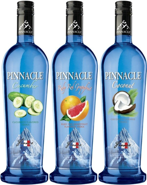 Pinnacle Vodka Summer Flavors