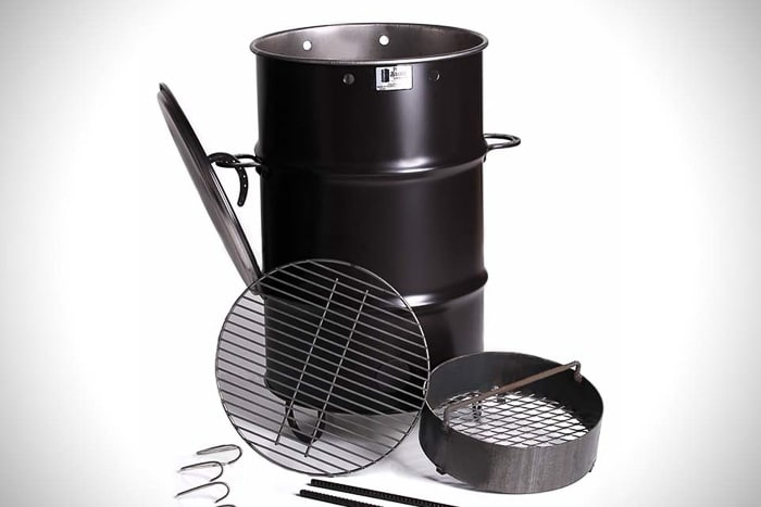 The Pit Barrel Cooker- BoulderLocavore_