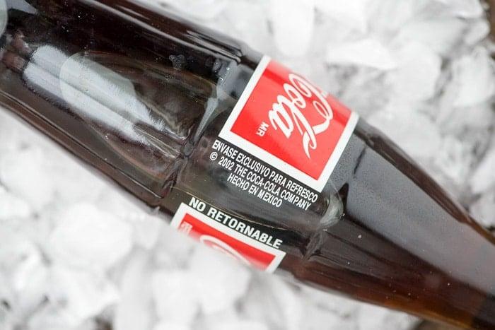Mexican Coke or MexiCoke identifying mark - BoulderLocavore.com