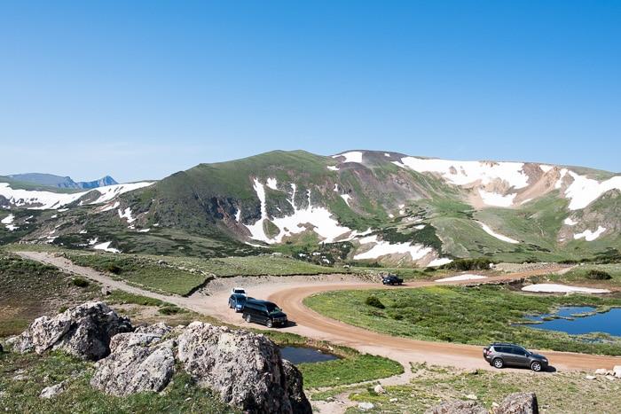 Trail Ridge Road - Rocky Mtn Natl Park - BoulderLocavore.com