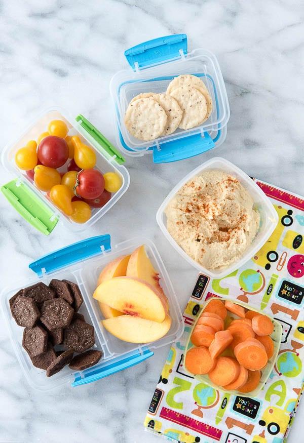 Back to School Lunch Box ideas - BoulderLocavore.com