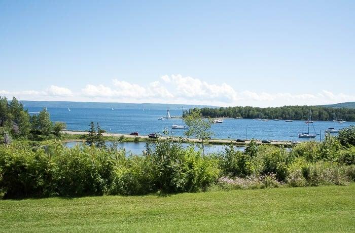 Baddeck, Cape Breton Canada - BoulderLocavore.com