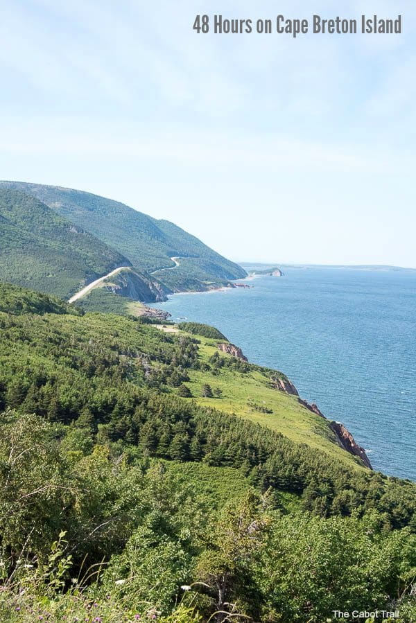 48 Hours on Cape Breton Canada - BoulderLocavore.com