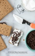 No Cook S'Mores Treats {gluten-free} with Homemade Organic Marshmallow Fluff