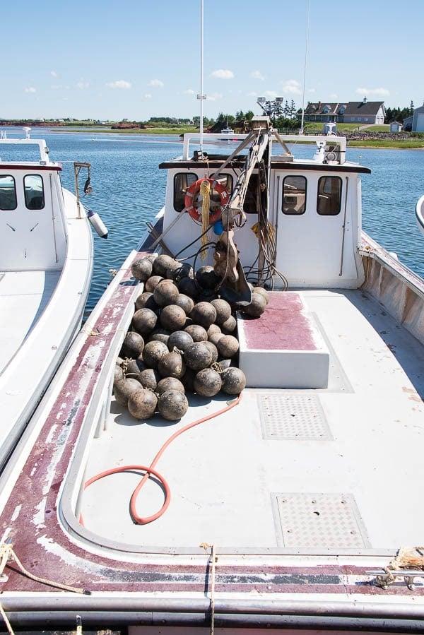 Fishing boat, Malpeque, Prince Edward Island - BoulderLocavore.com