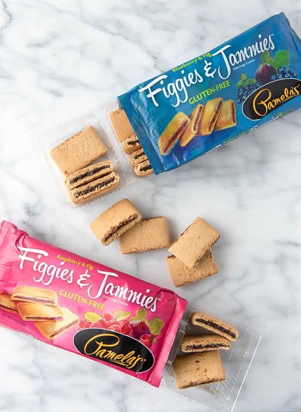 Pamelas Products Figgies & Jammies gluten-free fig cookies - BoulderLocavore.com