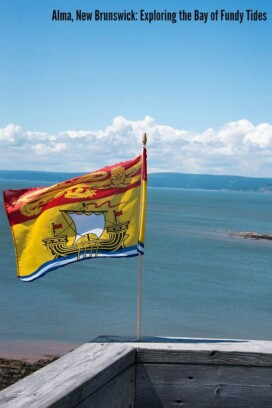 Alma New Brunswick Exploring the Bay of Fundy Tides