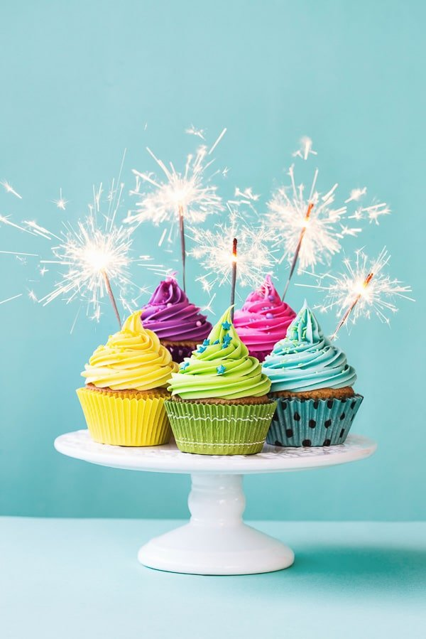 BoulderLocavore.com Turns 5 with Cupcakes and Sparklers