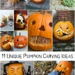 11 Unique Pumpkin Carving Ideas