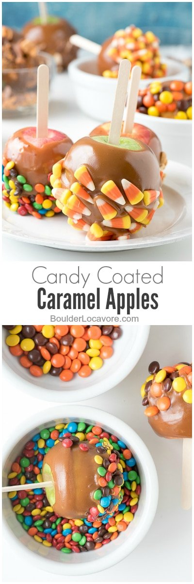 candy coated apples pinterest image