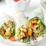 How to Make Vietnamese Vegetable Spring Rolls