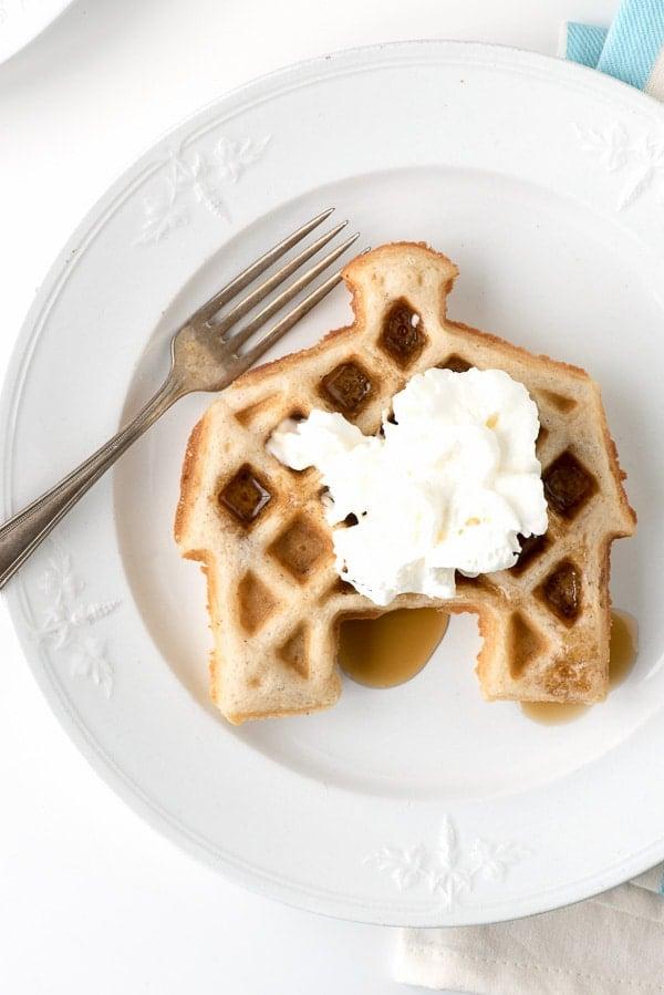 Gluten-Free Maple-Pecan Waffles - BoulderLocavore.com
