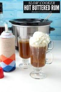 HOT BUTTERED RUM TITLE IMAGE