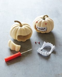 Vampire Teeth Pumpkins | BoulderLocavore.com