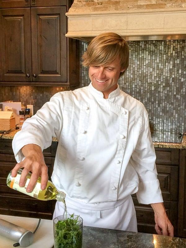 BreckBlogRetreat Chef Ian Truxton Buchanan Breckenridge CO - BoulderLocavore.com
