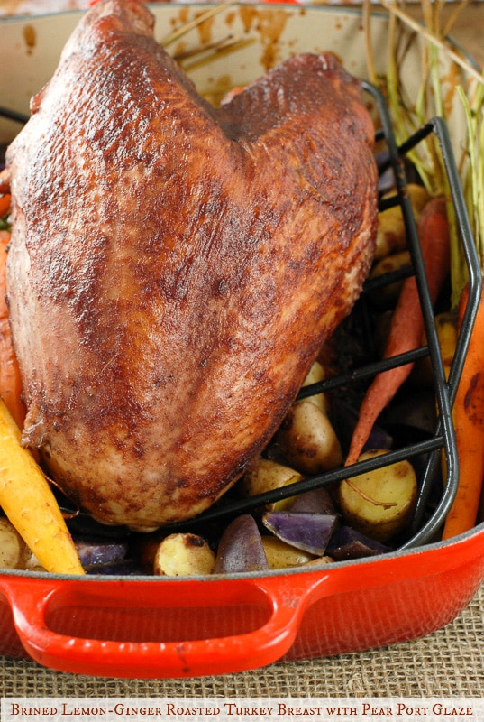 brined turkey cider brined turkey brined roasted turkey breast brining ...