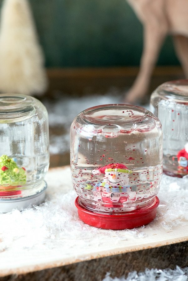 DIY How to Make Holiday Snow Globes | Boulder Locavore