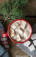 Vanilla-Coffee Liqueur Marshmallows