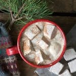 Vanilla-Coffee Liqueur Marshmallows