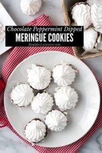 Meringue Cookies title image