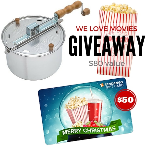 We love movies giveaway BoulderLocavore.com