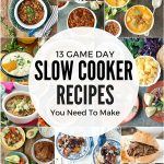 13 Game Day Recipes for a Slow Cooker