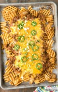 Texas-Inspired Chili Cheese Fries for a Crowd