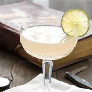 The Hemingway Daiquiri is a white rum cocktail with fresh citrus juices and a touch of sweetness from maraschino liqueur. This cocktail recipe is almost a century old and still cool. The best daiquiri recipe for summer. - BoulderLocavore.com