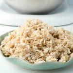 How to Make Moist Homemade Shredded Chicken Breast